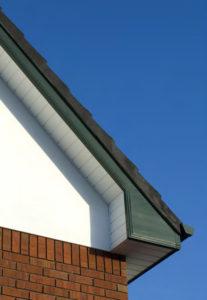 green roofline
